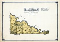 Honner Township, Redwood County 1914